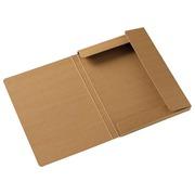 Multo by Jalema elastobox Kraft ft 31,4 x 23 x 2 cm