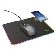 Trust GXT 750 Qlide - tapis de souris éclairé