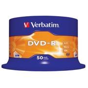 Verbatim - DVD-R x 50 - 4.7 GB - storage media