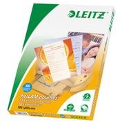 Pochette de plastification Leitz A4 2x80micron 100pcs