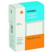 Etiquette affranchissement Herma 4321 140x50mm 250x2 pcs