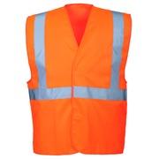Gilet de sécurité Portwest C472 orange fluo L/XL