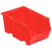 Bacs à bec économiques Viso rouge - 10 litres