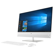 HP Pavilion 27-xa0062nb - all-in-one - Core i5 9400T 1.8 GHz - 12 GB - 512 GB - LED 27