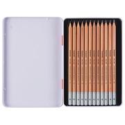Bruynzeel crayon graphite Expression, boîte de 12 pièces