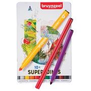 Bruynzeel feutre Expression, boîte de 10 pièces