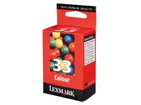 Cartridge 3 kleuren Lexmark 33 - 18CX033E