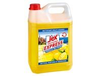 5 Liter-Behälter ultra-entfettendes Reinigungsmittel Jex Express Zitrone