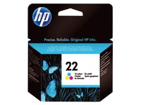 Cartridge 3 kleuren HP 22 C9352AE