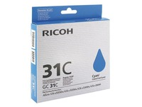 Cartridge Ricoh GC31 Zyan