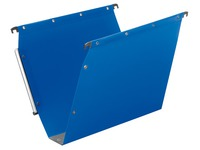 Suspension files for cabinets 33 cm, polypropylene, bottom 50 mm