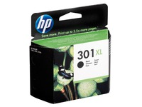 Cartridge HP 301XL zwart