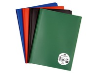 Protège-documents Eco polypropylène opaque A4 50 pochettes