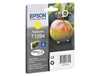 Cartridge Epson T1294 geel