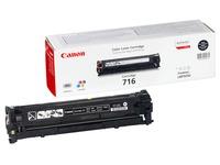 Toner Canon 716BK zwart