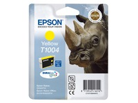 Cartridge Epson T1004 geel