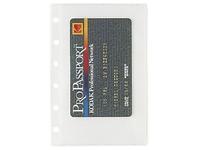 Nachfüllung Hüllen für Visitenkarten für Exatime 14 - 14208E