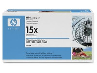 Lasercartridge zwart HP C7115X