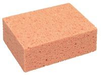 Natuurlijke spons Spontex zware werken - pak van 5