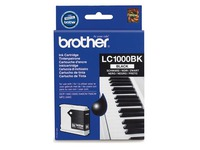 Cartridge Brother LC1000 BK zwart voor inkjetprinter