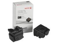 Pack van 2 toners Xerox 108 R 00934 zwart