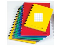 Notebook Atoma A4 144 pages checked 5x5