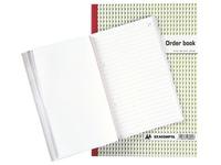 Standard selbstkopierendes Order Book 297 x 210 mm 50-2