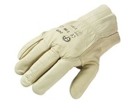 Sperian Velvet Palm work gloves