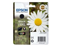 Cartridge Epson 18XL zwart