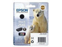 Cartridge Epson 26XL Schwarz
