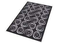 Doormat deco 120 x 180 cm - anthracite