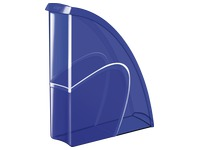Magazine holder Cep trendy colours back 8,2 cm - blue