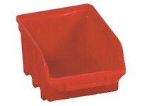 Budget storage boxes coloured Viso 1 l