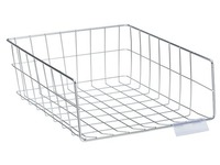 Mail basket metal thread medium model