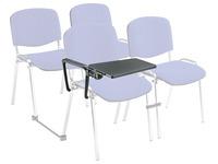 Tablette écritoire pour chaise de conférence