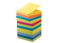 Pack de 9 + 3 notes couleurs Post-It offerts