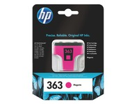 Cartridge HP 363 Purpurrot