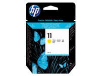 Cartridge HP 11 geel
