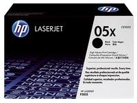 Toner zwart HP 05X CE505X hoge capaciteit