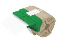 Etiquette badge papier 91 mm x 21 m Leitz Icon 70190001 blanche - Rouleau continu