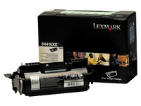 64416XE LEXMARK T644 CARTRIDGE BLACK HC