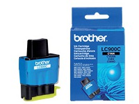 LC900C BROTHER MFC210C TINTE CYAN