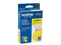 LC980Y BROTHER DCP145C TINTE YELLOW (170005440061)