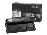 08A0478 LEXMARK E320 CARTRIDGE BLACK HC