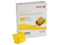 Xerox ColorQube 8870 - 6 - geel - vaste inkten