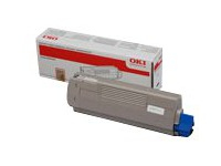44059256 OKI MC861 TONER BLACK