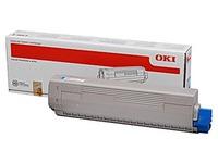 44844507 OKI C831 TONER CYAN