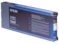 Epson T5442 - cyaan - origineel - inktcartridge (C13T544200)