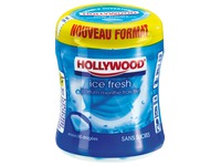 Bol 60 kauwgomtabletten Hollywood polaire munt, blekend effect
