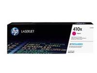 HP 410x toners haute capacité couleurs séparées pour imprimante laser